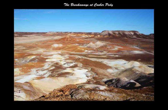 The Breakaways - Coober Pedy